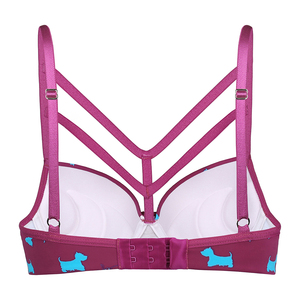 SUTIÃ STRAPPY ESTAMPADO